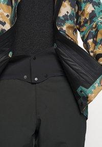 The North Face - FUTURELIGHT JACKET FLARE - Hardshell jacket - tan/black - 6