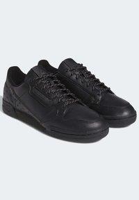 adidas Originals - Pharrell Williams x CONTINENTAL 80 - Joggesko - core black - 1