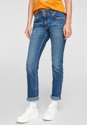 MIT WASCHEFFEKT - Jean slim - blue