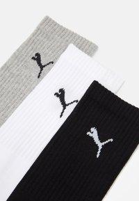 Puma - SPORT 9 PACK - Chaussettes de sport - white/grey/black - 1