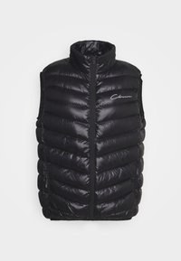 CLOSURE London - QUILTED GILET - Waistcoat - black - 4