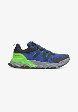 Trainers - cobalt blue/energy lime