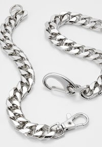 Hikari - THICK 2 ROW 2 PACK - Bracelet - silver-coloured - 5