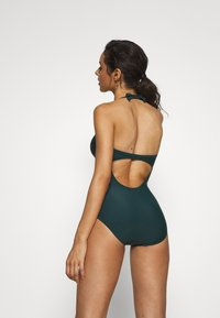 Bruno Banani - SWIMSUIT LOU - Swimsuit - green - 2