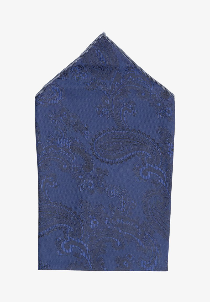 Hans Hermann - SHELBY - Pocket square - blau