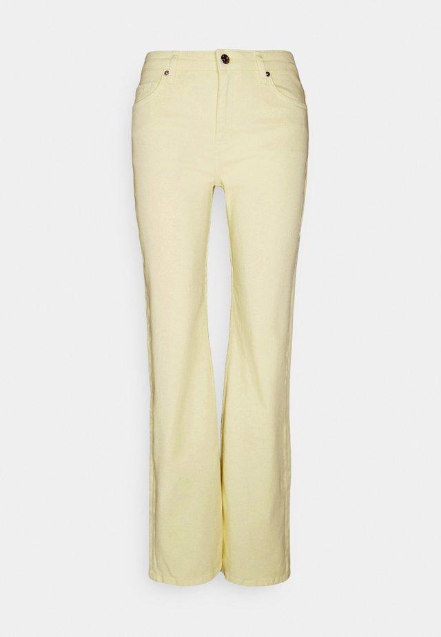 Bootcut jeans - sorbet