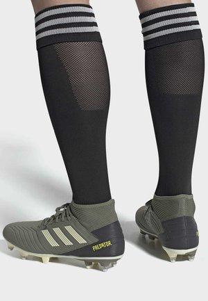 PREDATOR 19.3 - Screw-in stud football boots - grey