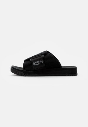X-PACKER - Sandalias planas - black