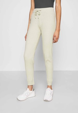 JOGGER - Pantaloni sportivi - light green