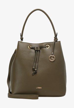 EBONY - Handbag - khaki