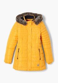 s.Oliver - Winter coat - yellow - 3
