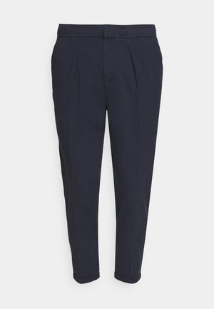 JOHNNY PANTS - Trousers - navy