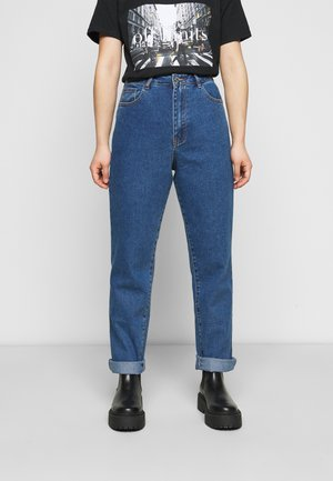 COMFORT - Straight leg jeans - light blue