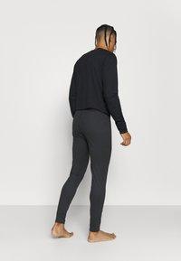 Burton - Unterhose lang - true black - 2