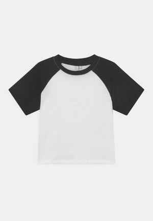 CROPPED TEE  - T-shirts med print - bright white