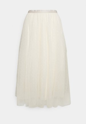 KISSES BALLERINA SKIRT - A-Linien-Rock - champagne