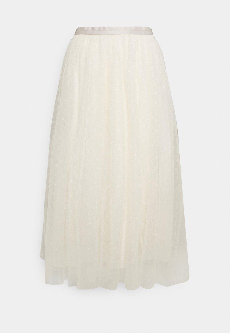 Needle & Thread - KISSES BALLERINA SKIRT - Áčková sukně - champagne