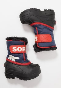 Sorel - CHILDRENS - Winter boots - nocturnal/sail red - 1