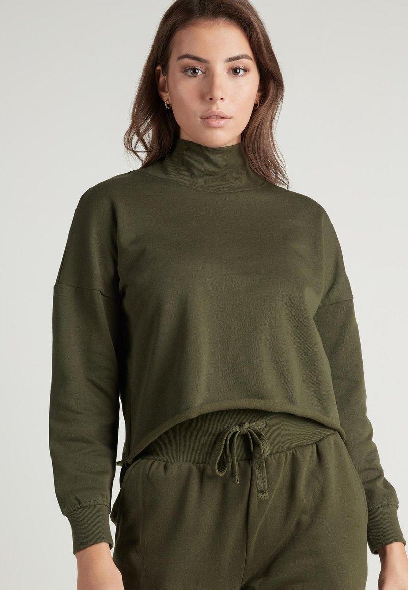 Tezenis - Sweatshirt - eco green
