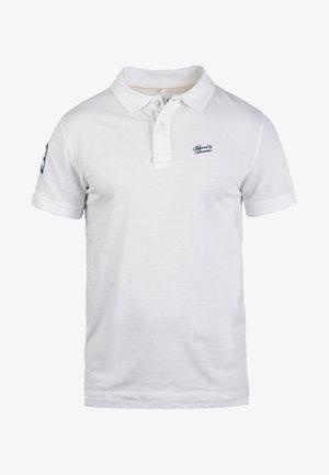 DAVE - Polo shirt - white