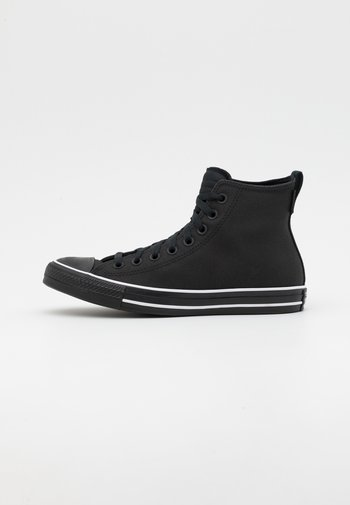 CHUCK TAYLOR ALL STAR UNISEX - High-top trainers - black/white