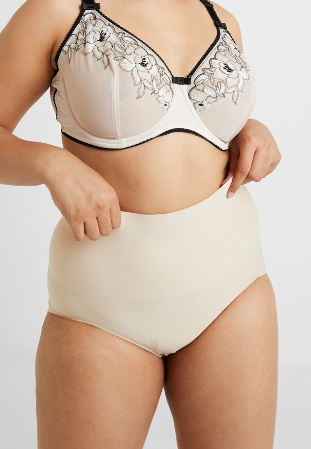 SHAPING BRIEF CURVY TAME YOUR TUMMY - Shapewear - nude