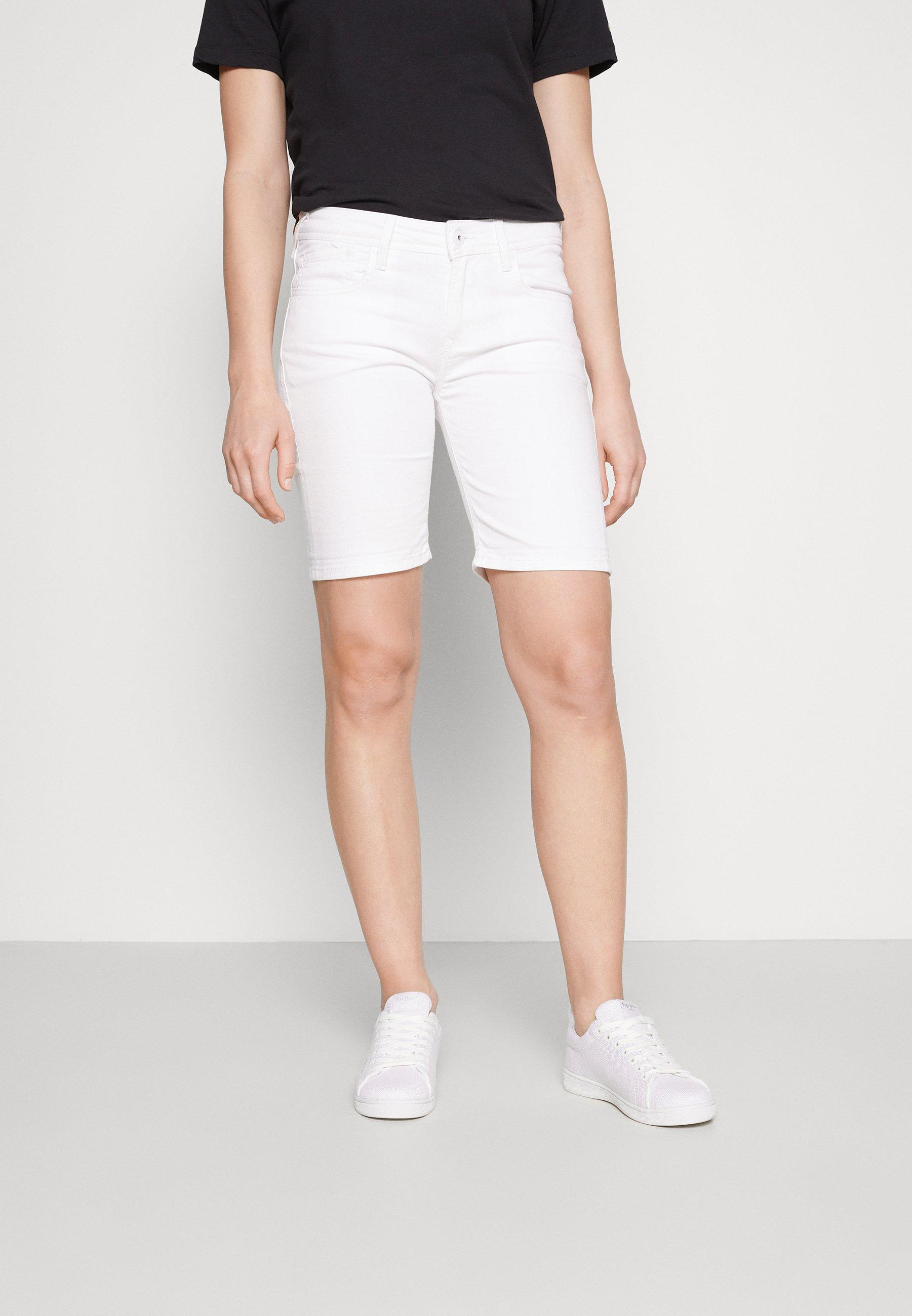 Damer POPPY PRIDE - Jeans Short / cowboy shorts