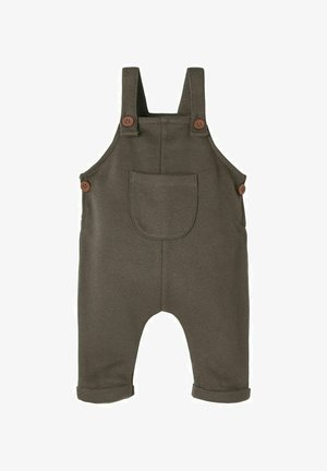 Dungarees - raven
