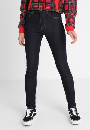 721™ HIGH RISE SKINNY - Jeans Skinny - rinsed denim