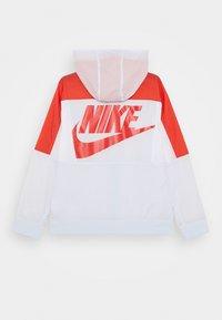 Nike Sportswear - Kurtka sportowa - football grey/track red/white - 1