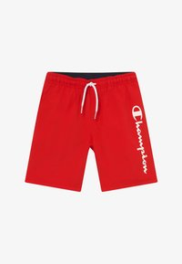 Champion - BERMUDA - Swimming shorts - red - 2
