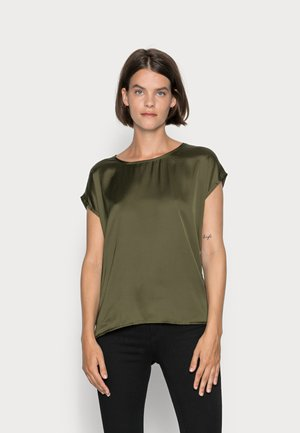 T-shirt - bas - warm green