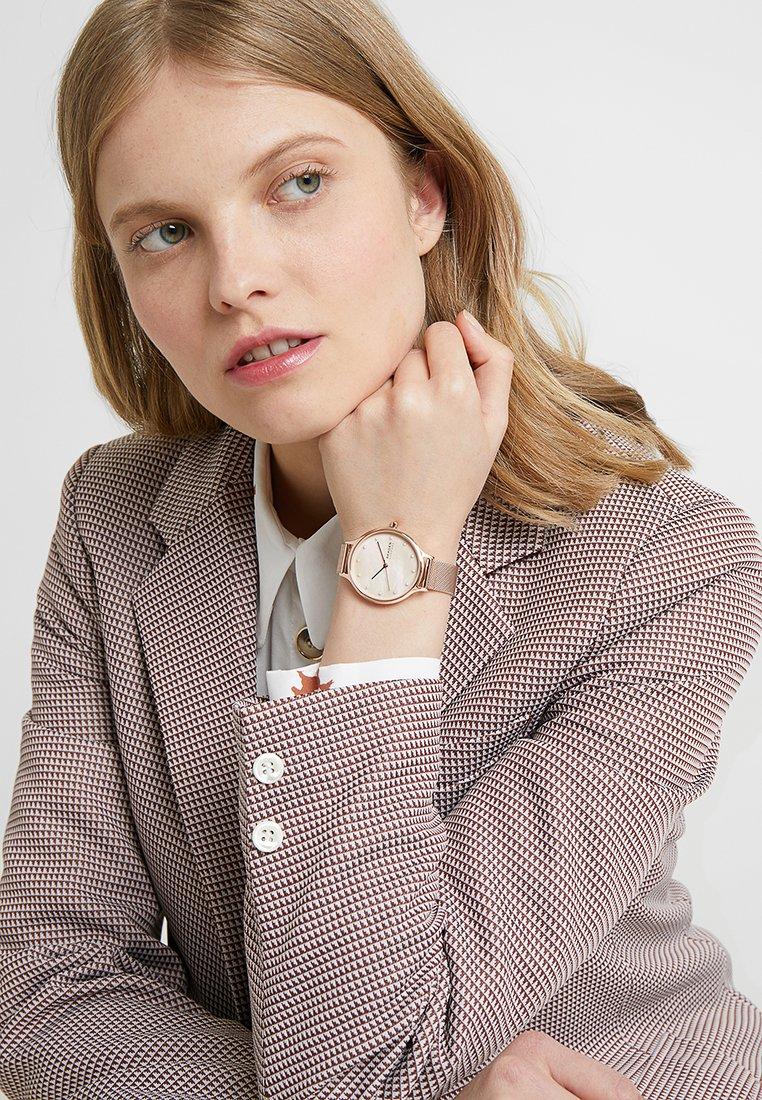 Skagen - ANITA - Uhr - roségold-coloured