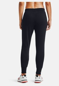 Under Armour - EMB - Tracksuit bottoms - black - 2