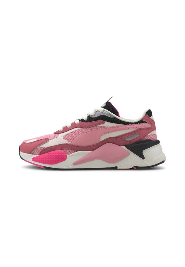 RS-X UNISEX - Sneakers laag - rapture rose-peony-whi white