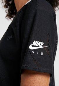 Nike Performance - AIR - T-Shirt basic - black - 5