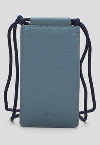 s.Oliver - Phone case - light blue - 4