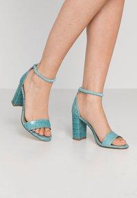 Toral - Korolliset sandaalit - flavio turquesa - 0
