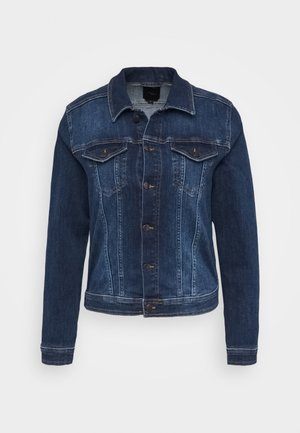 KIMBERLY  - Farkkutakki - dark blue denim