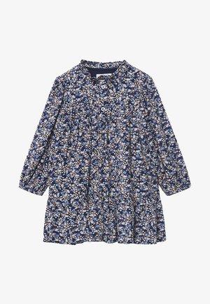 FLEURS - Day dress - bleu