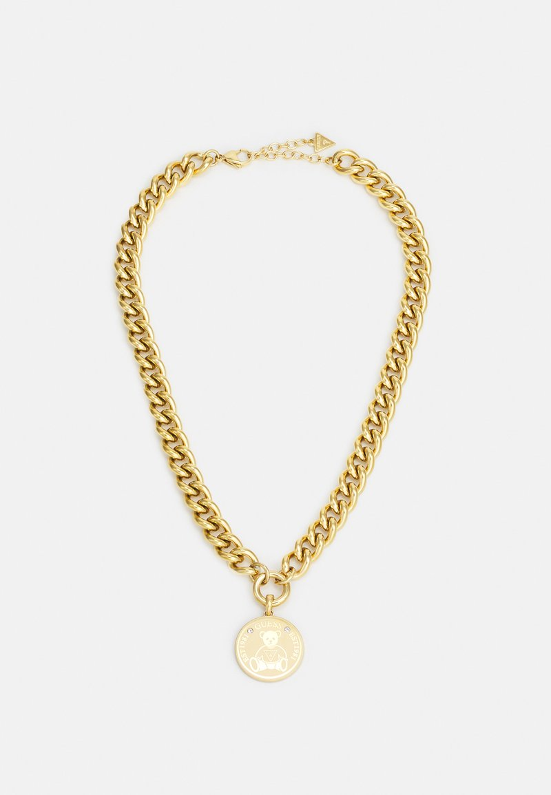 Guess - VINTAGE BEAR - Necklace - gold-coloured