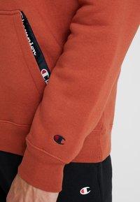 Champion - HALF ZIP - Sweatshirt - dark red - 6