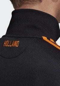 adidas Performance - NIEDERLANDE TRK JKT - Training jacket - black - 6