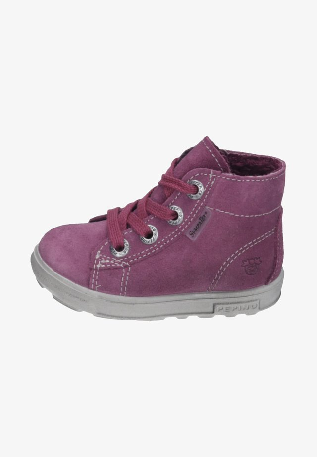 Ankle boots - pink