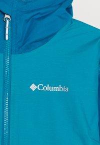 Columbia - RAINY TRAILS JACKET - Outdoor jacket - fjord blue - 3