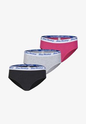 PACK OF 3 - Briefs - mehrfarbig