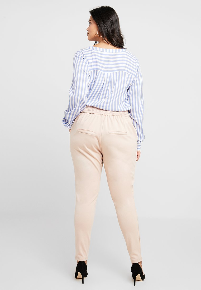 ZAY MAGGIE CROPPED PANT - Leggings - Trousers - rose dust