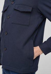 s.Oliver - Summer jacket - dark blue - 4