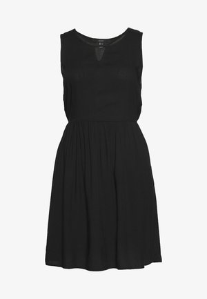 VMSIMPLY EASY SHORT DRESS - Vestido informal - black