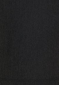 Anna Field Curvy - Basic T-shirt - black - 2